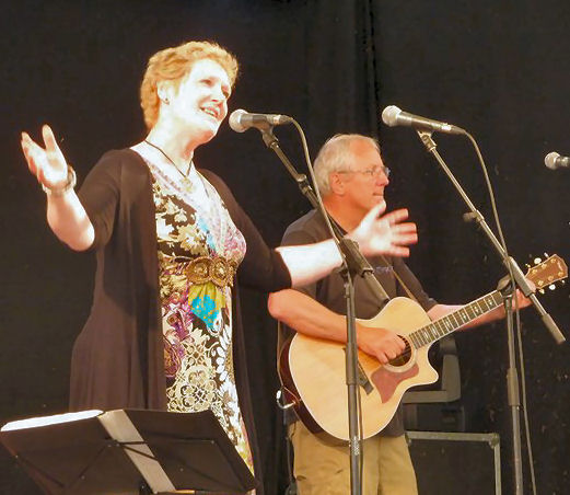 Judy Dinning & Kenny Speirs @ ACE Centre | Kelso | United Kingdom